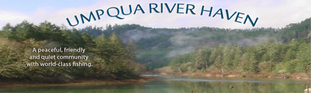 Adventures along the Umpqua River and the Oregon Coast