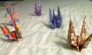 OrigamiCranes