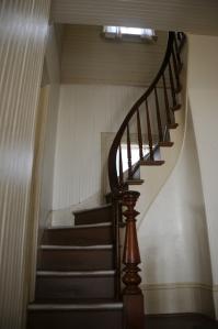 YBLighthouse-5-StairwayToKeepersQuarters