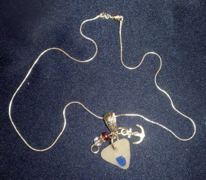 LakeErieBeachGlassNecklace