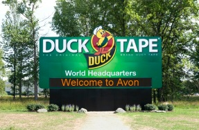 DuckTapeSign