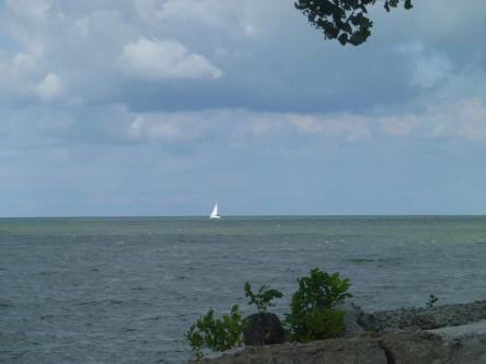 LakeErieSailboat