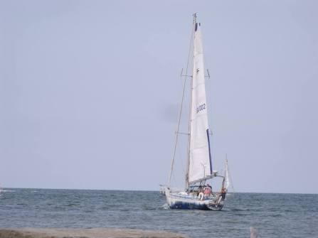 SailboatRacingOutOfVermilionOnLE