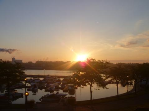 SunriseHuronRiverSept-1