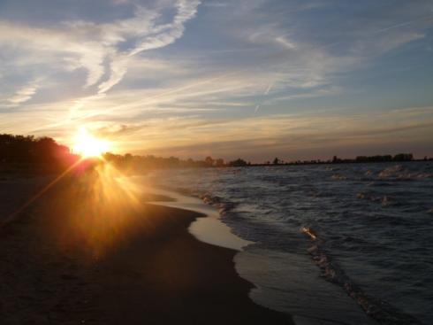 SunsetOldHomestedHuron