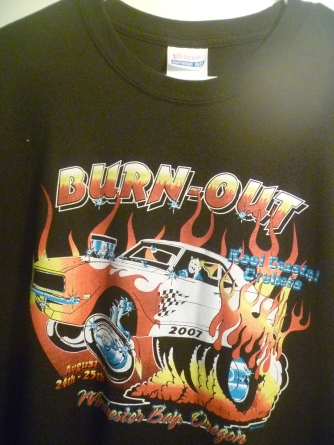 BurnOutTShirt