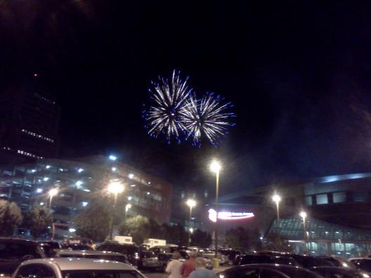 FireworksOverProgressiveField