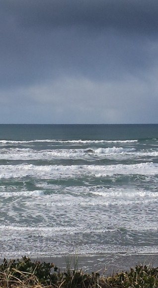 OceanWaves&Sunshine